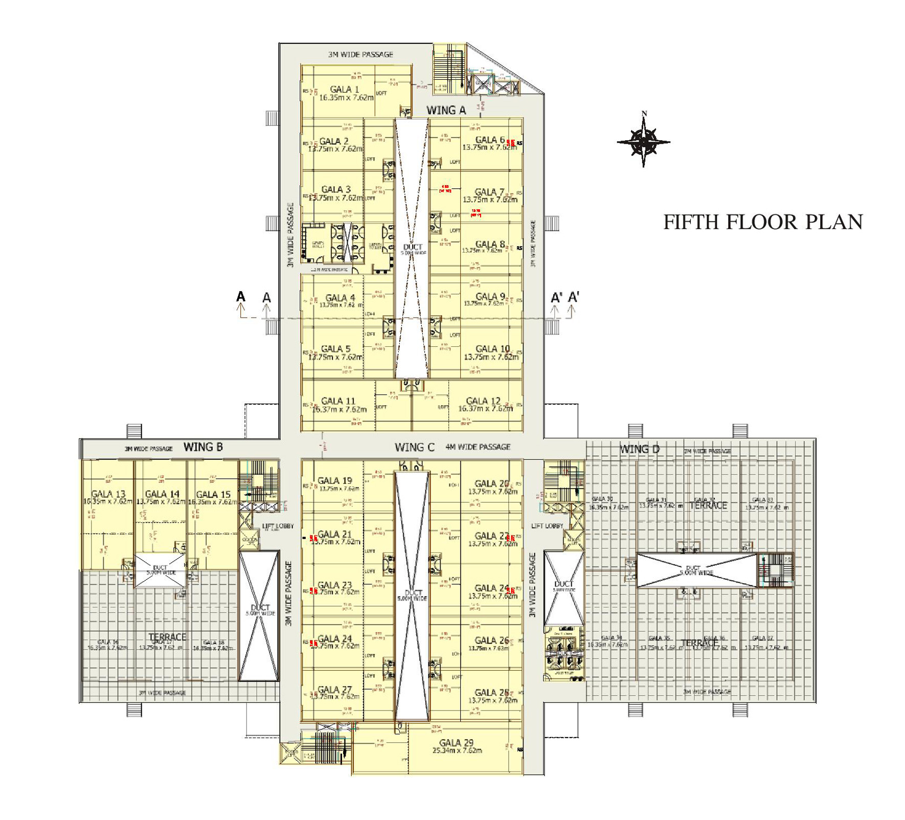 100 Industrial Floor Plan Revitalisation Of Post